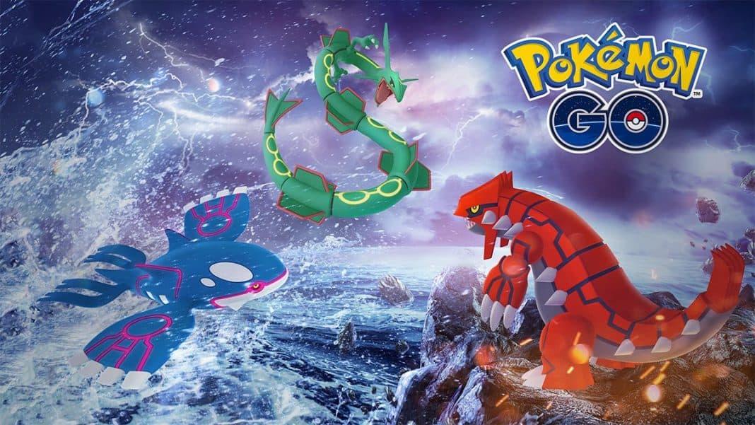 Pokemon GO legendary week