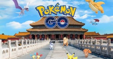 Pokemon GO China