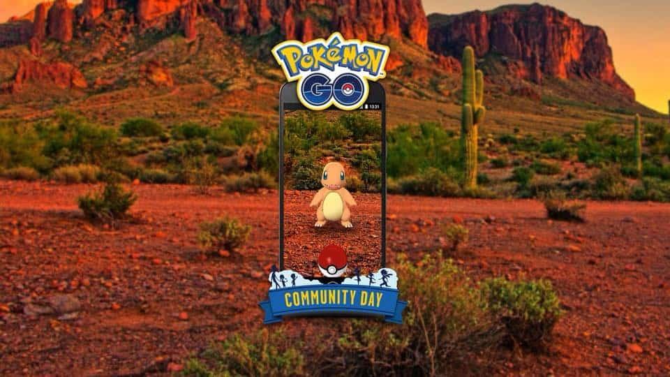 Pokemon GO 5月社群日