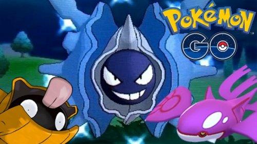 pokemon go Shiny Cloyster