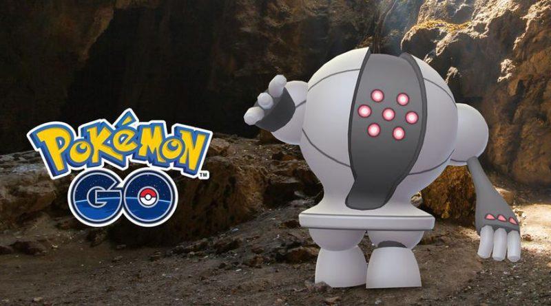 Registeel pokemon go