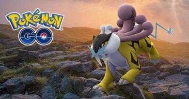 Pokemon GO Raikou