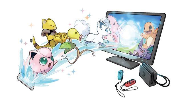Pokemon GO 精靈寶可夢Lets go