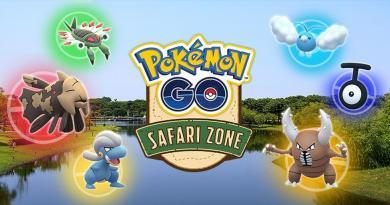 寶可夢台南Safari Zone