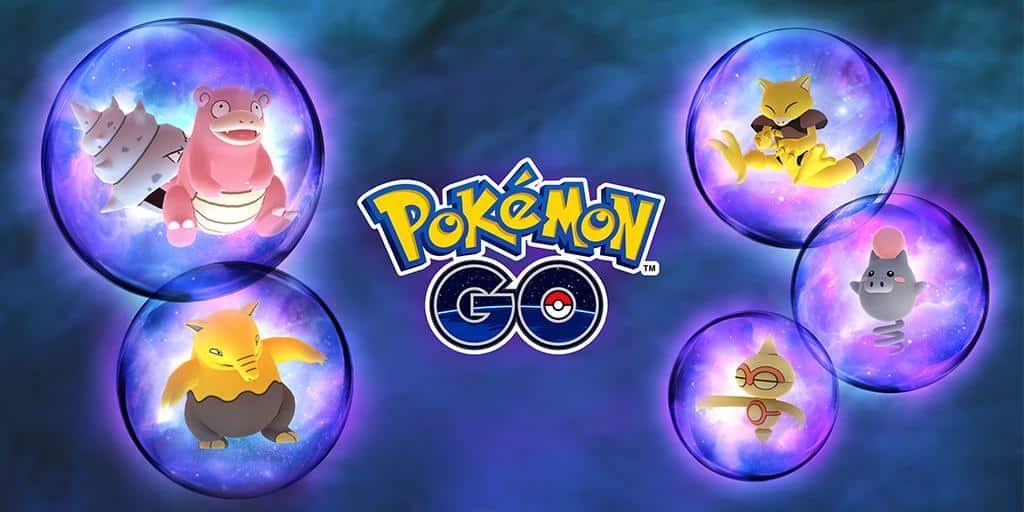 Pokemon GO 寶可夢活動超能力週