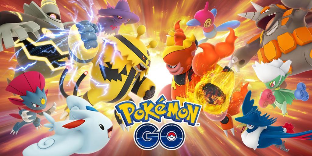 Pokemon GO 訓練家對戰