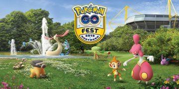 Pokemon GO Fest 多特蒙德 2019詳情