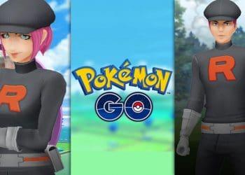 火箭隊Pokemon GO 登場