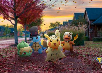 Pokemon GO 寶可夢萬聖節活動 2019