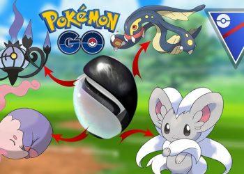 Pokemon-GO-需要合眾石進化的寶可夢