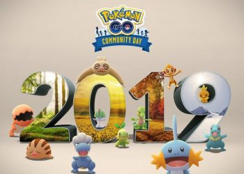 Pokemon GO 12月社群日2019公布