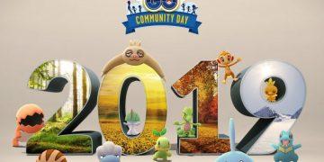 Pokemon GO 12月社群日2019公布