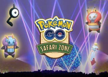 2020年第一場 Safari Zone 活動 ,將於台中花博區燈會舉行!