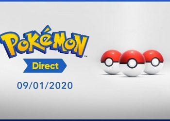 2020年首個《寶可夢》直播發佈會「Pokémon Direct」 9日晚舉行