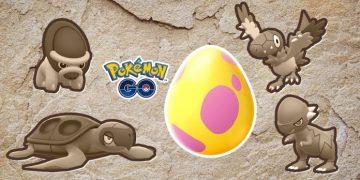 7公里蛋只能孵化出化石寶可夢