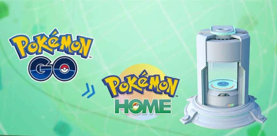 Pokémon GO 連接 Pokémon HOME 指南